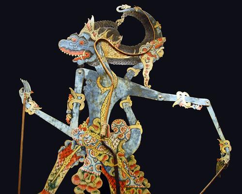 Wayang (musée d'art oriental, Venise) by dalbera