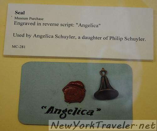 Angelica Schuyler Seal