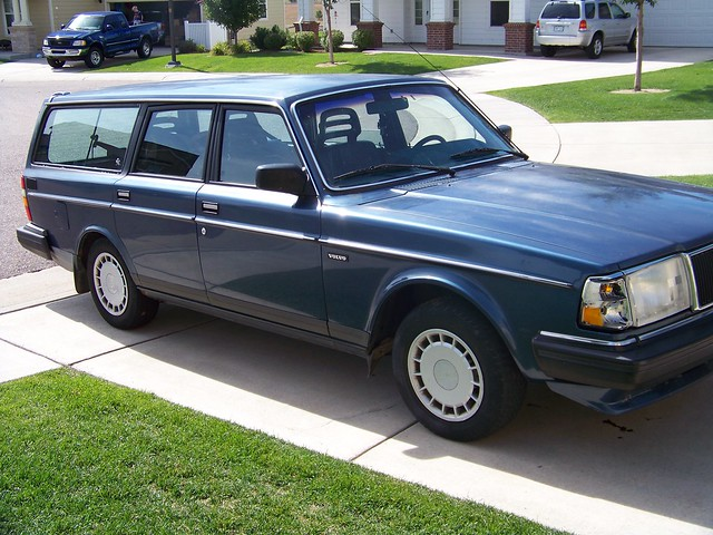 1989 Volvo 240 Dl Wagon Non Datsun Cars And Projects
