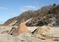 Glacial Erratics (sandy richard) Tags: geology wildwood wildwoodstatepark newyorkstateparks longislandbeaches sandyrichard longislandgeology sandrarichard wildwoodstateparkgeology