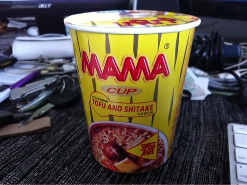 MAMA TOFU & SHIITAKE
