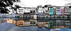 Maisons sur Agoût ___ Castres Tarn (Charlesdomi) Tags: maisons tarn castres agoût