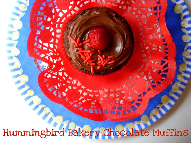 hummingbird bakery chocolate muffins