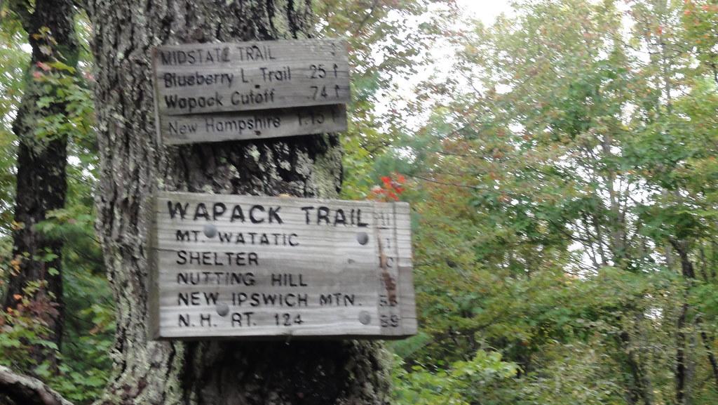 Wapack Trail Day HikeOutdoorTripReports.com on mount watatic trail map, mount lafayette trail map, mt. watatic trail map, white mountains nh trail map, temple mountain nh trail map, copper mountain ski trail map, lake massabesic trail map, midstate trail map, watatic mountain trail map, mount wachusett hiking trail map, eastern continental trail map, mount baker hiking trail map, mount sunapee trail map, bay circuit trail map, crotched mountain trail map, mt monadnock trail map, south taconic trail map, new ipswich nh trail map, mount major nh trail map, robert frost trail map,