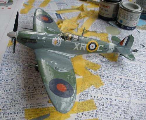 Spitfire Vb done