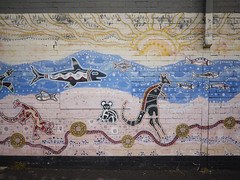 Traditional / Aboriginal artwork