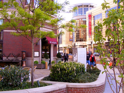 revitalization with Target store in Columbia Heights, DC (b