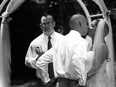 IMG_0259AA (cguilfoyle14870) Tags: wedding blackandwhite groom bride firstkiss