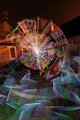 Retinal shenanigans (- Hob -) Tags: longexposure light lightpainting art perception movement time space led memory backgarden nophotoshop arduino singleexposure sooc citylites 光绘 lightjunkies 光の絵画 hl1606 timeandmind wwwfacebookcompageslightpaintingorguk517424921642831 何後処理ん 无后处理
