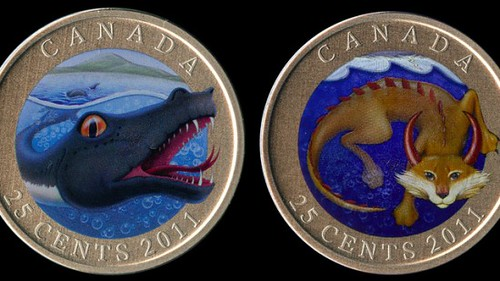 mythical creature coins