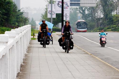 Emma + Justin in Chengdu
