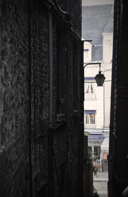 Honfleur town