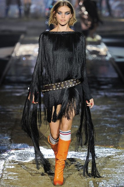 dsquared spring 2012