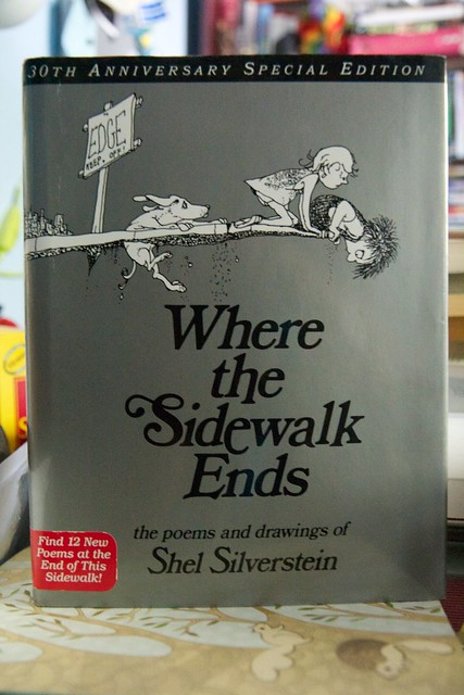 Shel Silverstein - Where the Sidewalk Ends