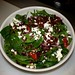 Spinach, Prosciutto and Tomato Salad