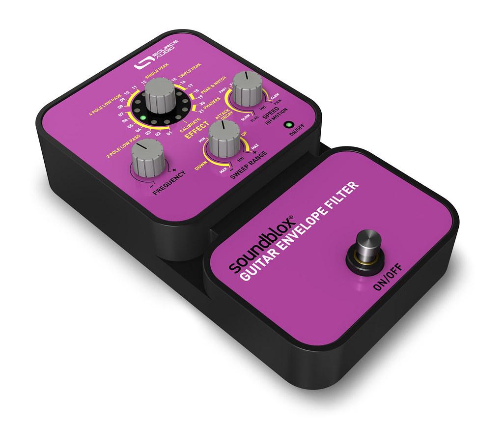 Soundblox® Guitar Envelope Filter
