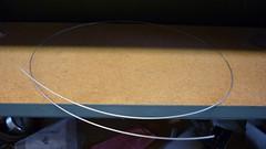Cissell F352 damper wire
