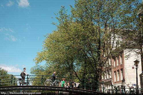 Amsterdam - Bridge