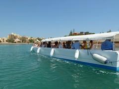 shuttle boat (reisrevue.fotoservice) Tags: tour el gouna tnf