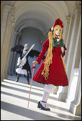 Shinku & Suigintou (Rozen Maiden)