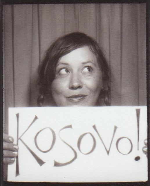 yes, kosovo