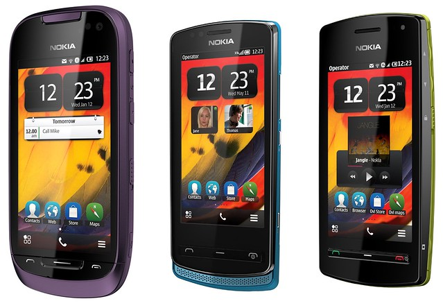 Nokia Symbian Belle 700 And 600 Price In Malaysia