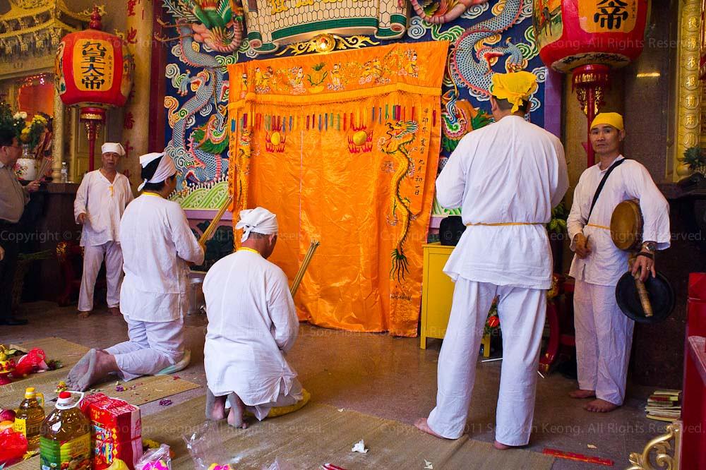 Nine Emperor Gods Festival 2011 @ Ampang, Malaysia