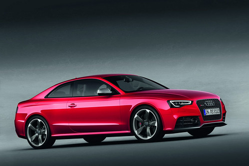 2012  Audi  RS 5 Coupe facelift pictures price and video