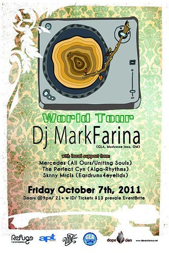Mark Farina @ Refuge PDX