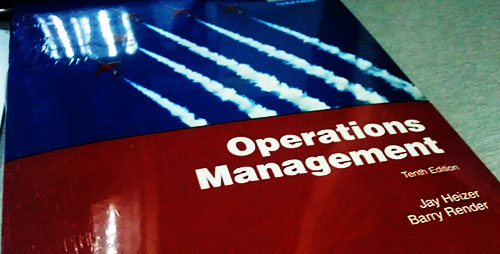 Operation Management Textbook