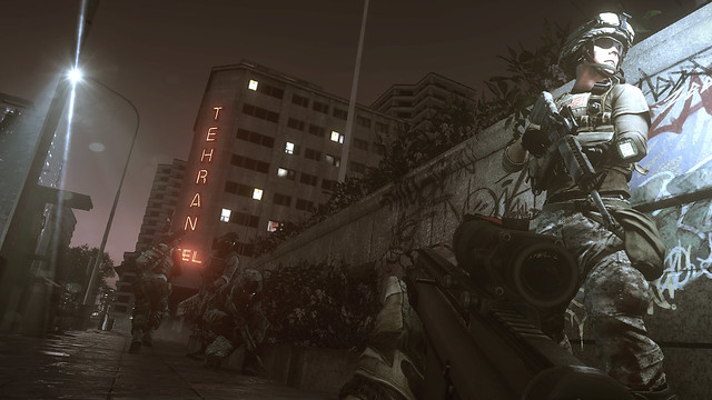 Battlefield 3 - Operation Guillotine screenshots v1