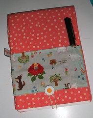 Notebook (cats or dog) Tags: sewing feed redrideriddingnotebookhandmade