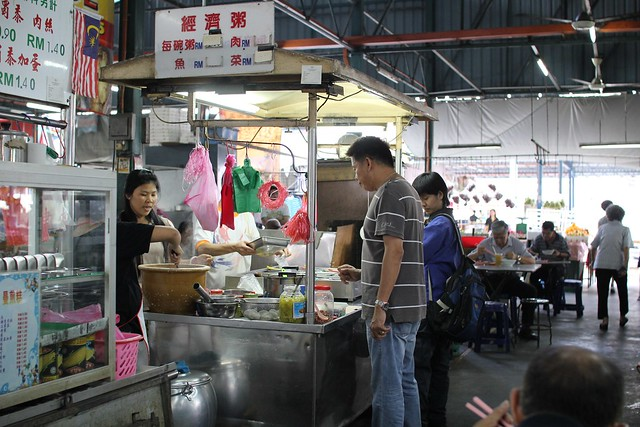 Teochew Porridge And Ah Lai Hokkien Prawn Mee At Cecil Street Market