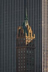 Old Tower - New Tower (Philipp Hullmann) Tags: usa ny newyork architecture architektur uppereastside