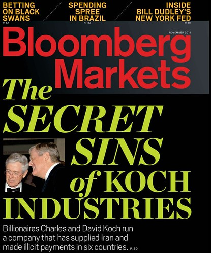 Bloomberg cover story