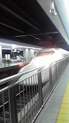 品川駅 700 系の写真