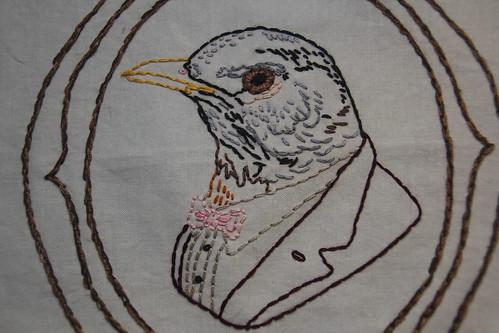 Mr. Bird of the Ryan Berkley Quartet