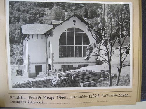 IMG_8976 Central hidroelèctrica de Llauset.