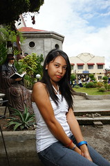 Grace - DSC03809 (Andr Scherpenberg-Dedsharp Photography) Tags: philippines grace filipina sariaya philippinephotographicsociety sariayachurch