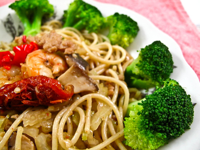 IMG_1150 Spaghetti in Chinese style