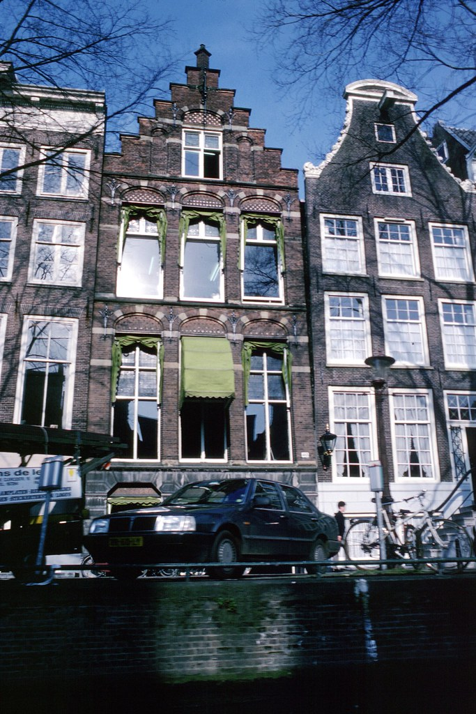 Traditional Dutch Home off the Canal - Amsterdam