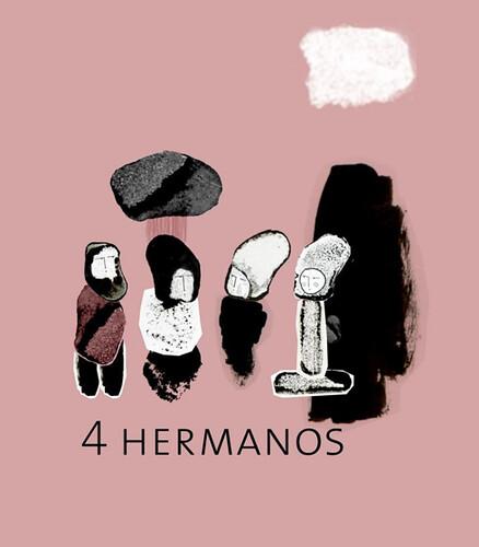 4 hermanos by Yaelfran