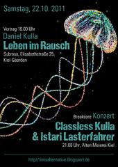 Plakat Kiel 22.10.2011