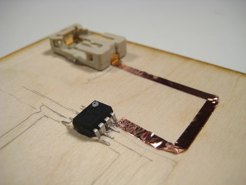 Microcontroller circuit