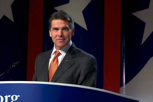 rick perry is looking at you