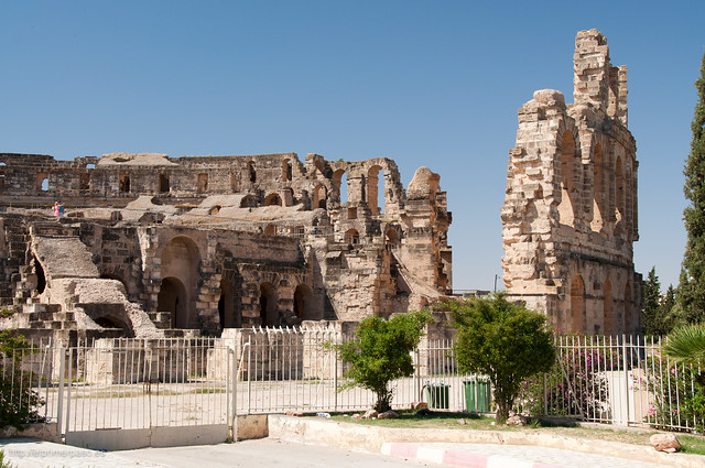 El Jem - Anfiteatro Romano