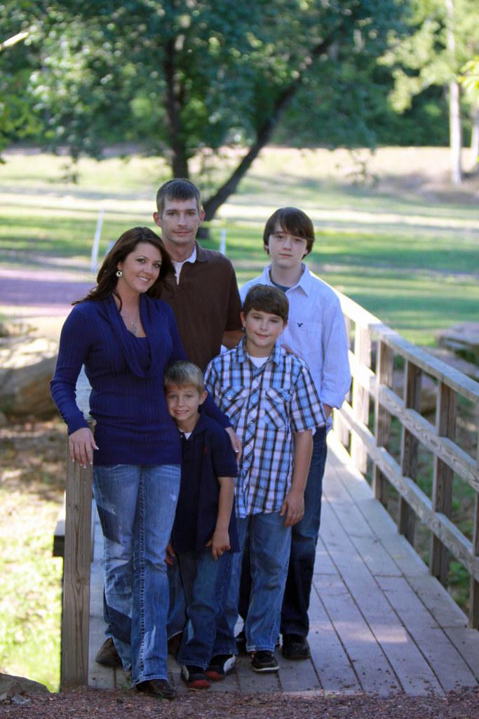 The Cain Family 8