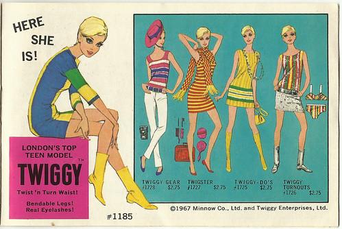 Twiggy Doll
