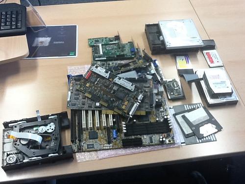 Hardware kennenlernen