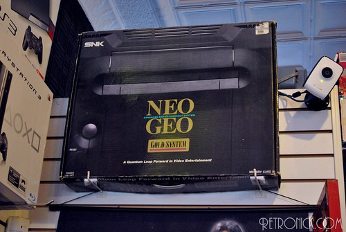 A Boxed Neo Geo